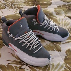 Cool grey 12 Jordans